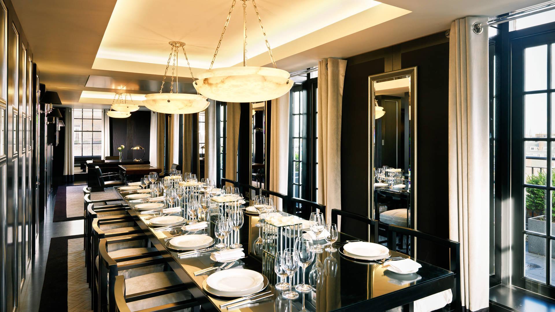 Dinning Room - Mayfair