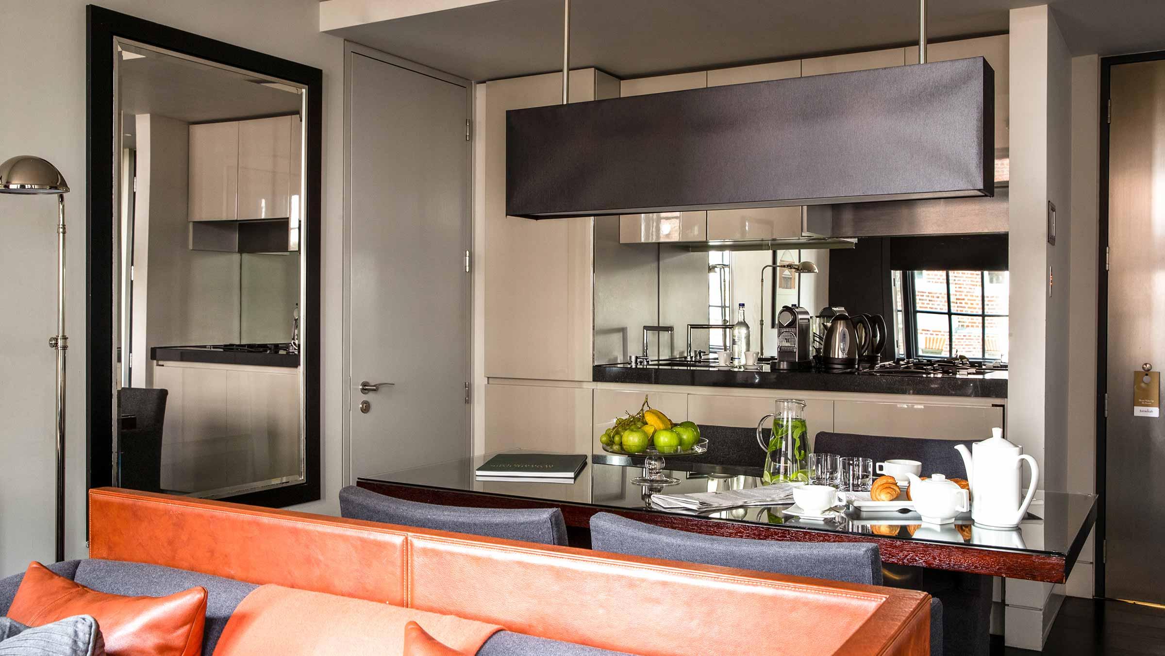 Kitchen - One Bedroom Superior