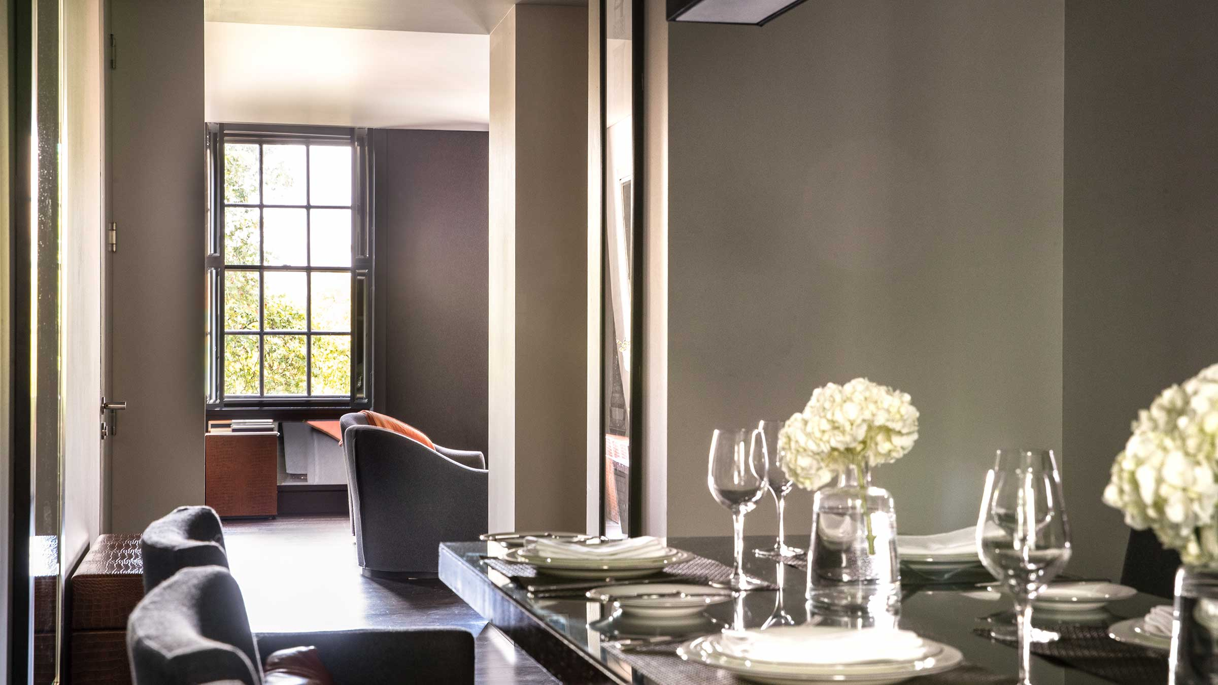 Dining Area  - Two Bedroom Deluxe