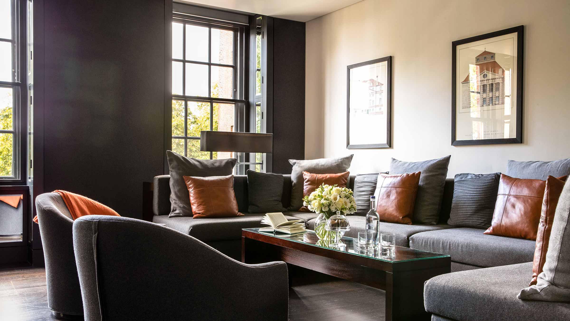 Living Area - Two Bedroom Deluxe