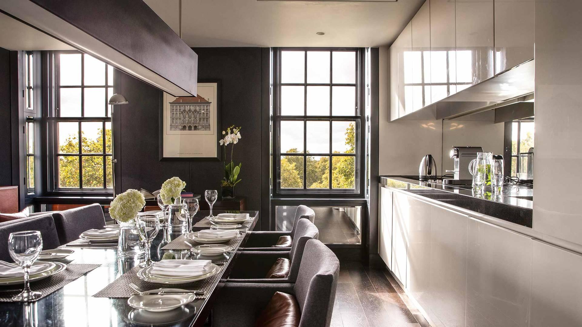 Kitchen -  Two Bedroom Park