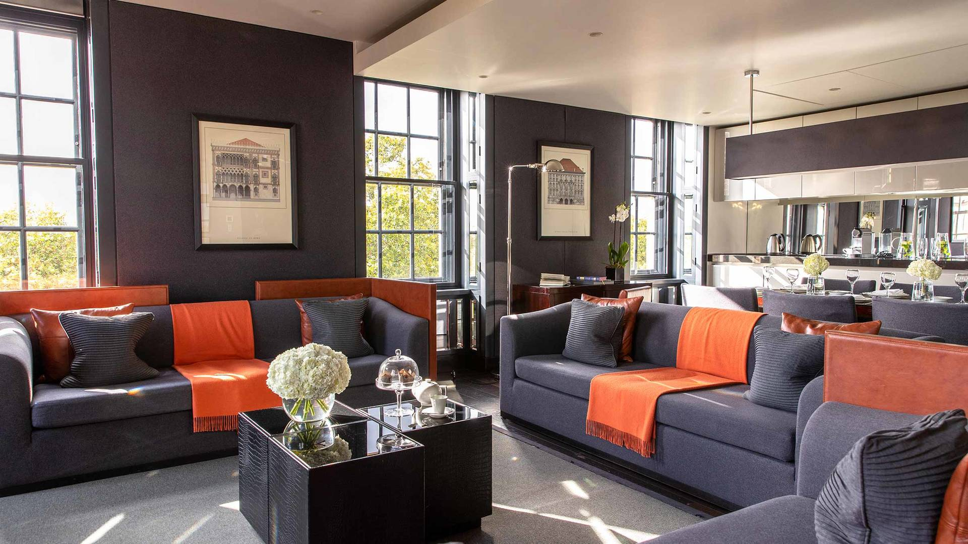 Sofas  - Two Bedroom Park