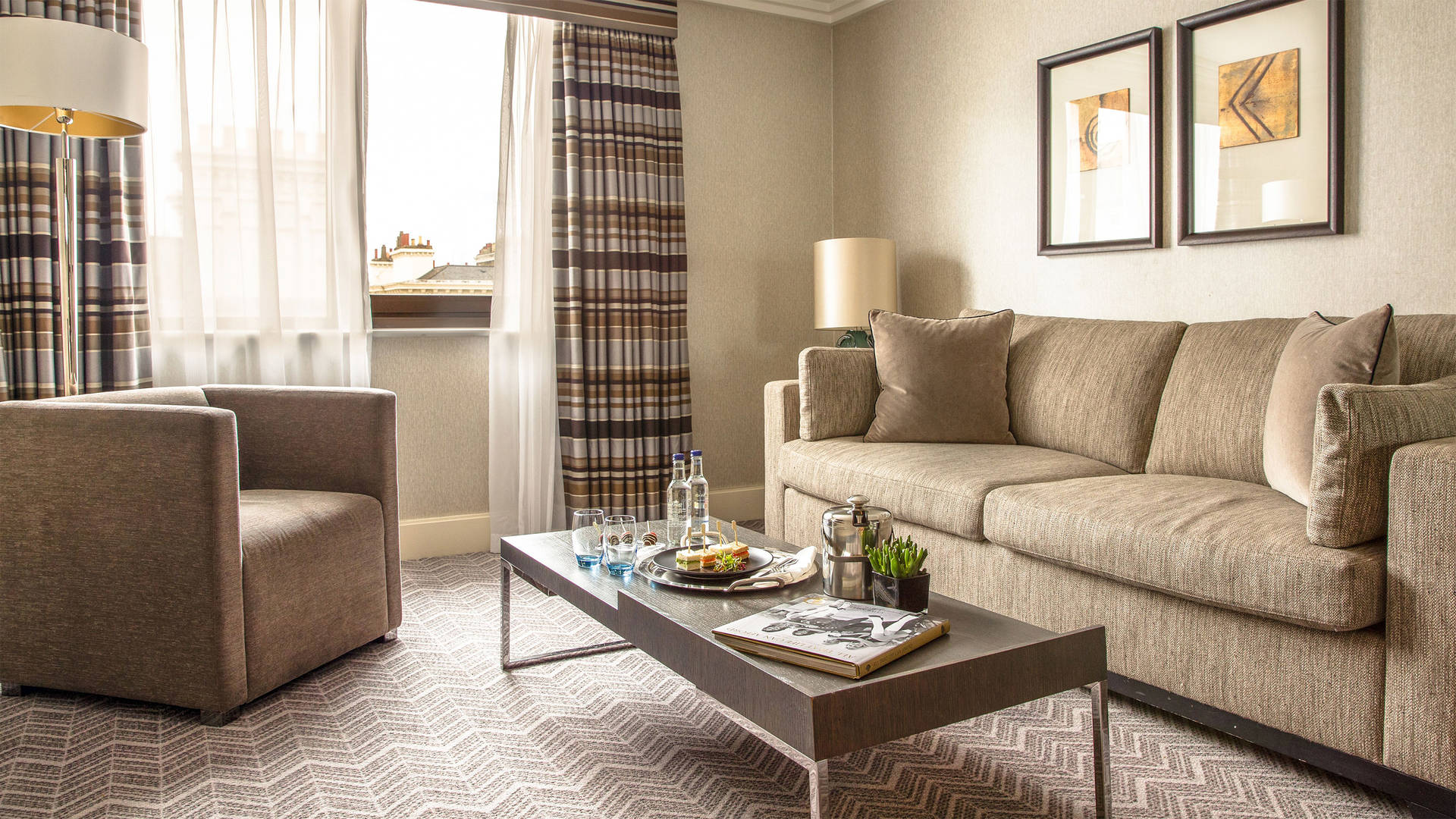 Executive Suite at Jumeirah Lowndes Hotel