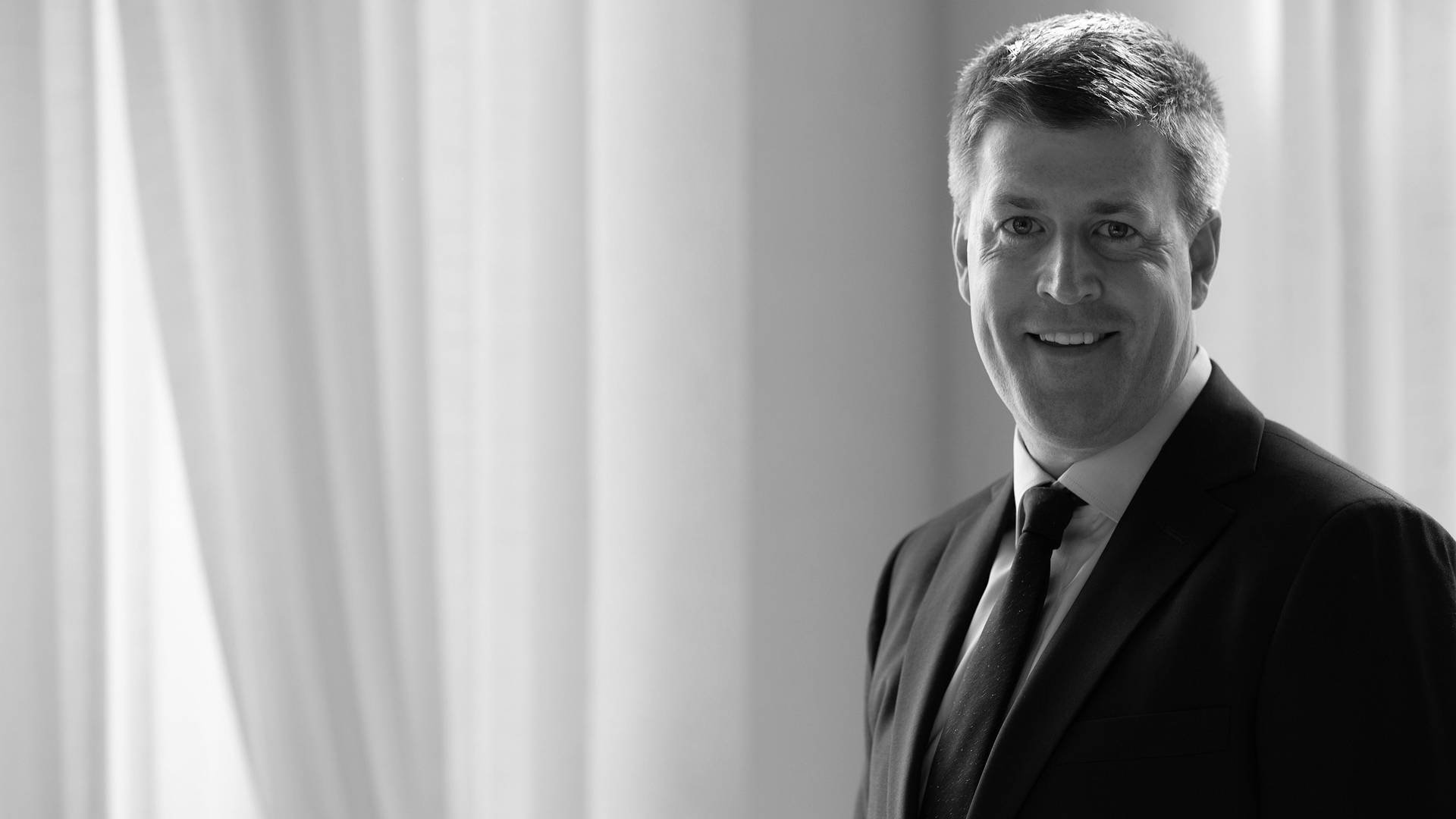 Jumeirah Group David Weir general counsel