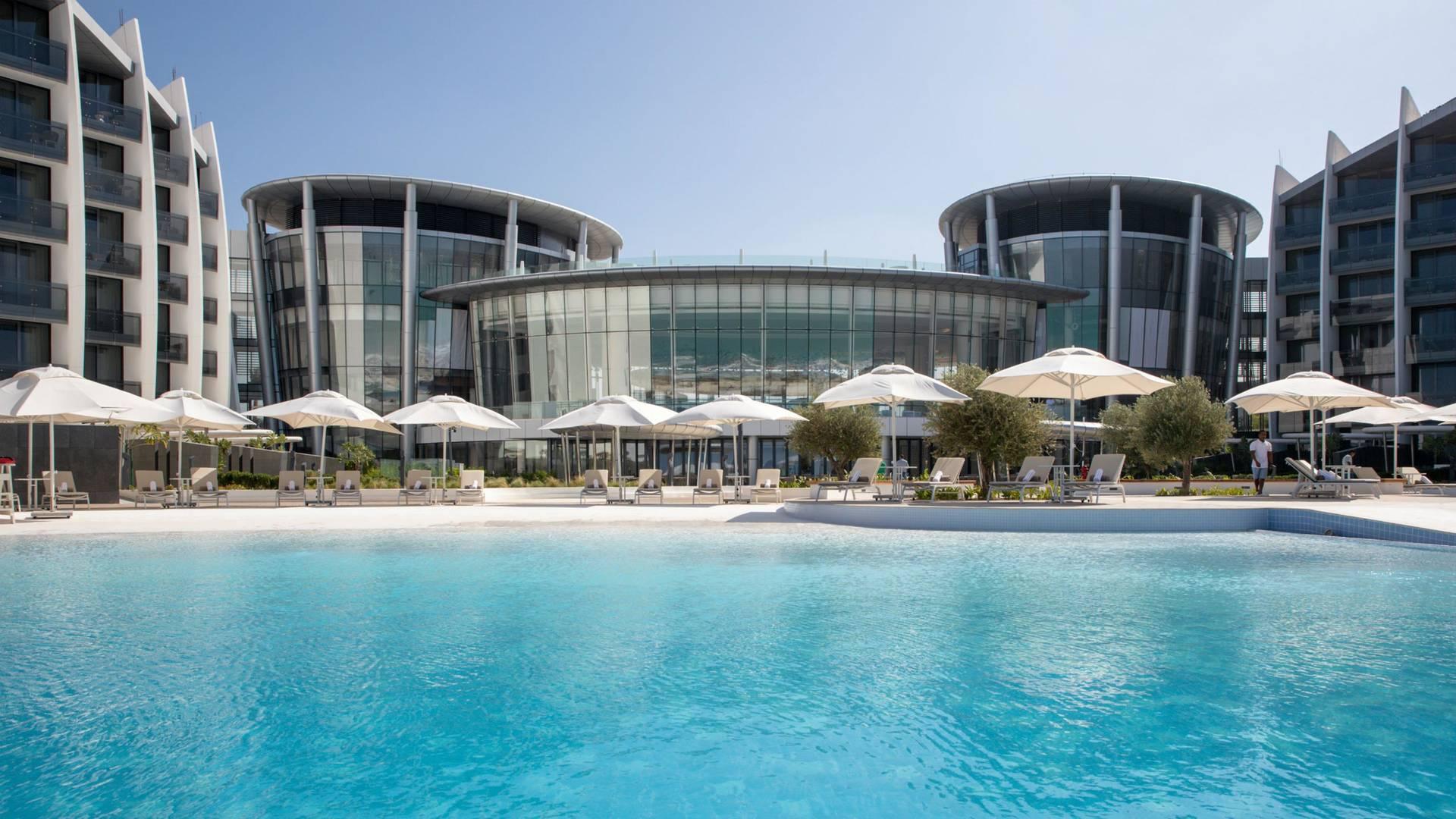 卓美亚萨迪亚特岛度假酒店