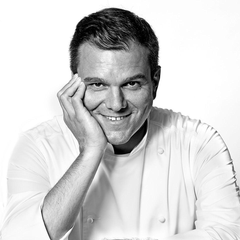 Марко Гарфанини — 2 — главный шеф-повар