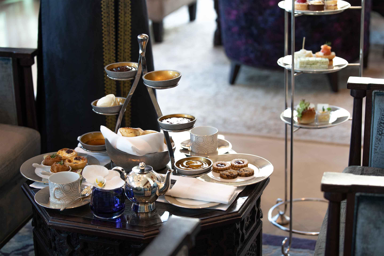 6-4 图库_卓美亚和宫酒店 Al Samar 大堂酒廊下午茶 餐厅