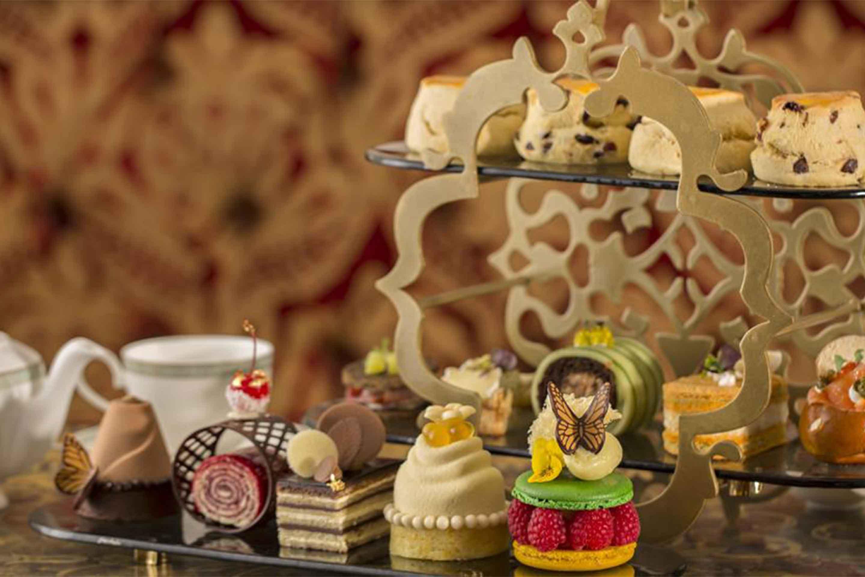 6-4 菜单 - Sultan's酒廊-卓美亚棕榈岛皇家酒店Sultan's酒廊下午茶-主图