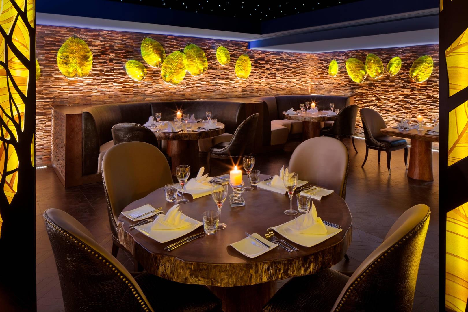 Pepper Steakhouse Jumeirah Messilah Beach Hotel Spa