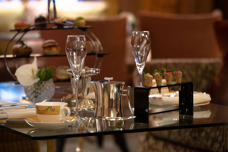 朱卓美亚卡尔顿塔楼酒店中式下午茶