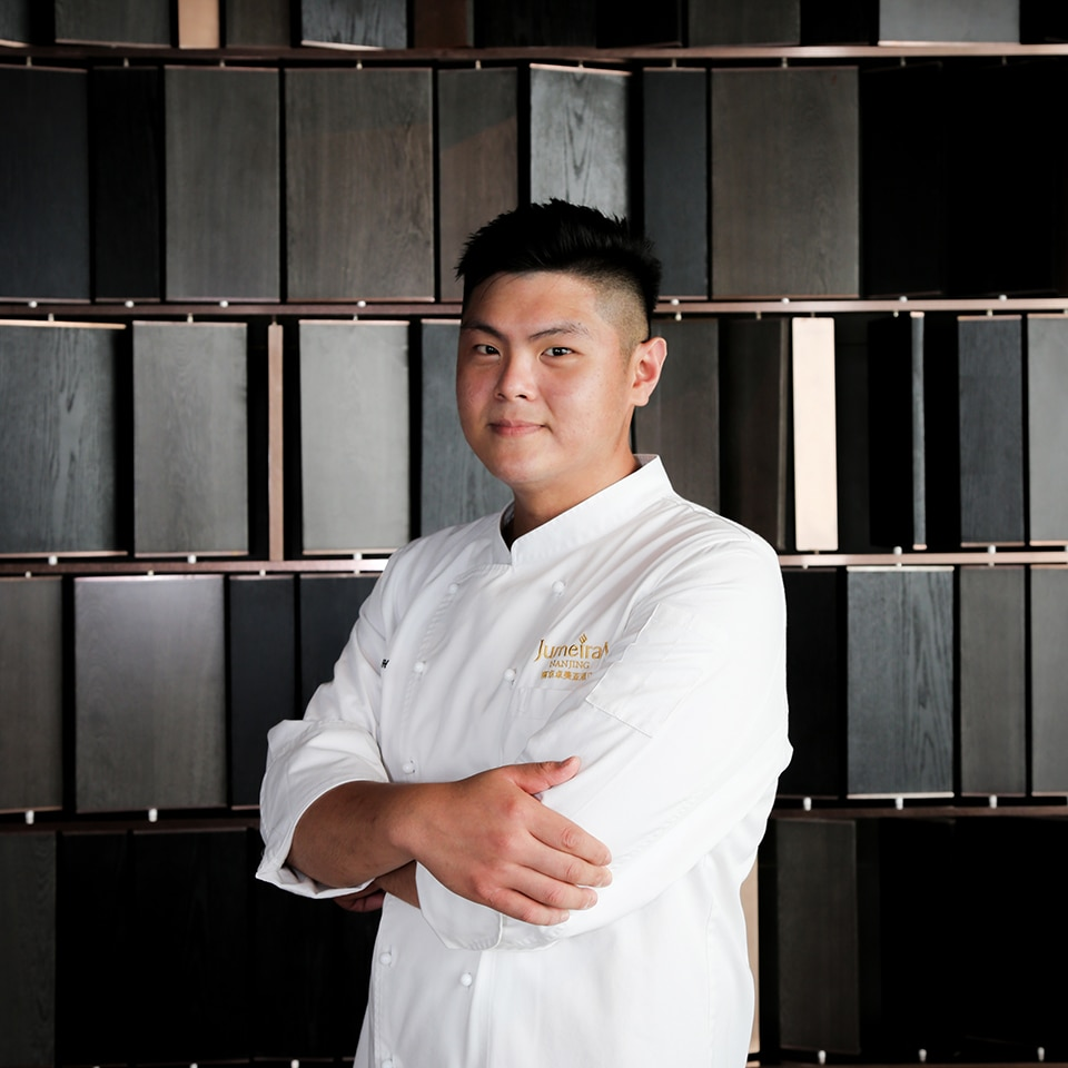 Jumeirah Head chef of Zhou Xian, Edward Goh