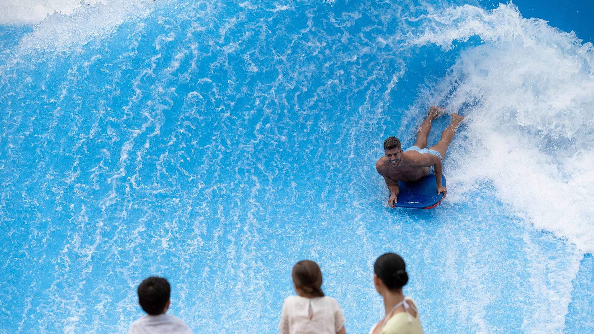 Wild Wadi Waterpark Wipeout and Riptide | Jumeirah