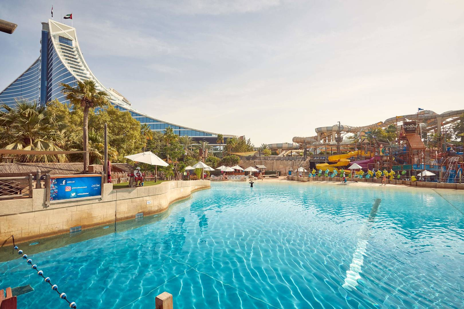 Wild Wadi Waterpark Breakers Bay | Jumeirah