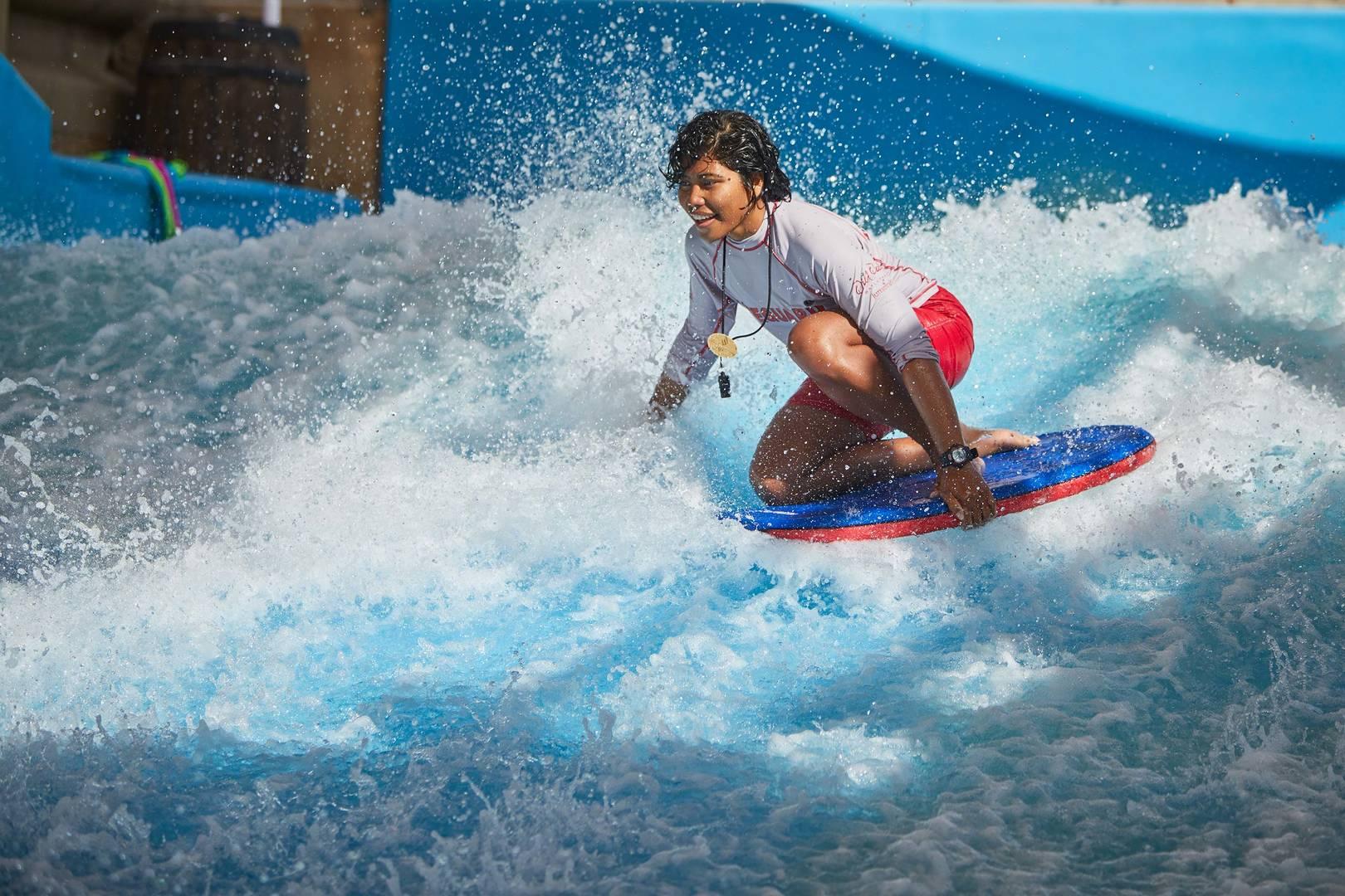 Wild Wadi Waterpark Flowrider Surf | Jumeirah